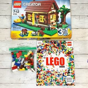 LEGO Book & CREATOR Kit 5766 - AMAZING Bundle!